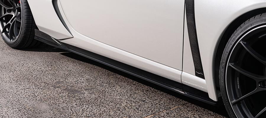 ARTISAN SPIRITS 86 BRZ ZN6 ZC6 サイドアンダースポイラー GT フェンダーキット専用 スポーツライン ARS GT アーティシャンスピリッツ 配送先条件有り