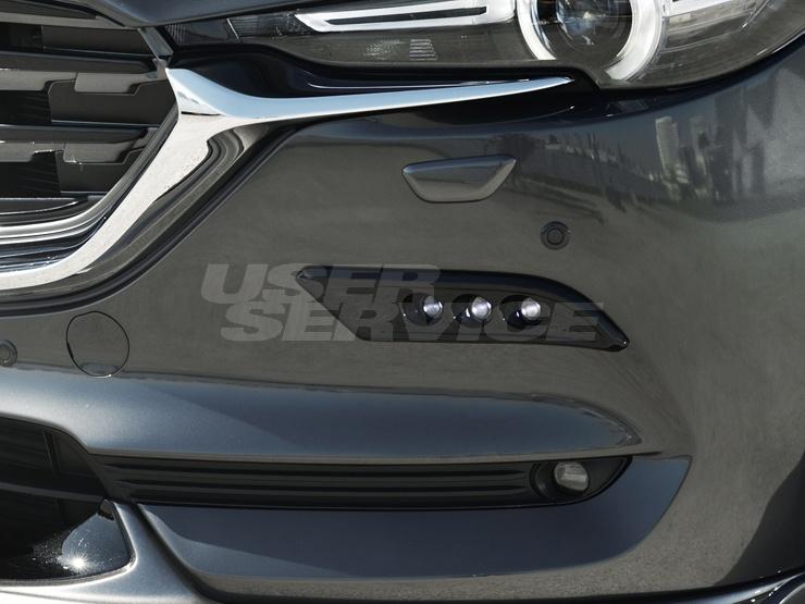 アドミレイション CX-8 KG5P KG2P LEDスポットKIT 3連 単色塗装済 ADMIRATION Belta ベルタ 個人宅発送追金有