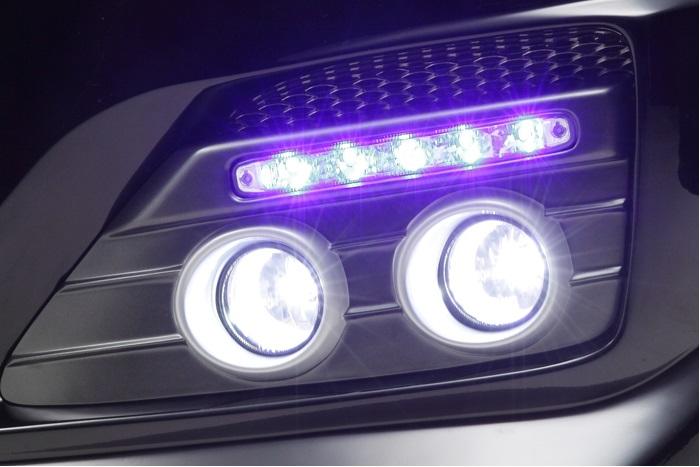 アフェクション エスティマ アエラス 50系 GSR ACR 50 55 LEDデイライト ロング PEK-LD-001 AFFECTION DESIRE デザイア