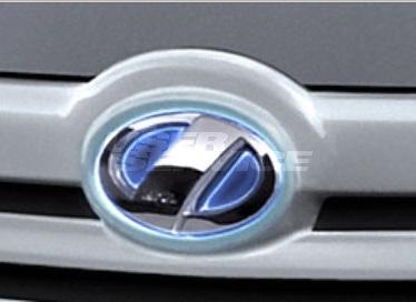 IMPUL インパル NV350キャラバン E26 前期 イルミネーションエンブレム エアロダイナミクスシステム