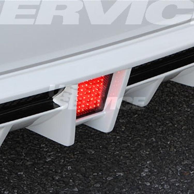 M'z SPEED エムズスピード LEDバックフォグライトKIT レクサス USF45/USF40 後期 LS600h/LS460 エクスクルーシブ ゼウス ZEUS プルシャン ブルー
