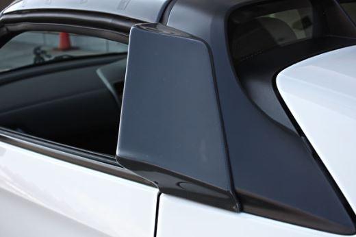 ガレージベリー S660 JW5 サイドベンチレーター カーボン 660-024 GARAGE VARY