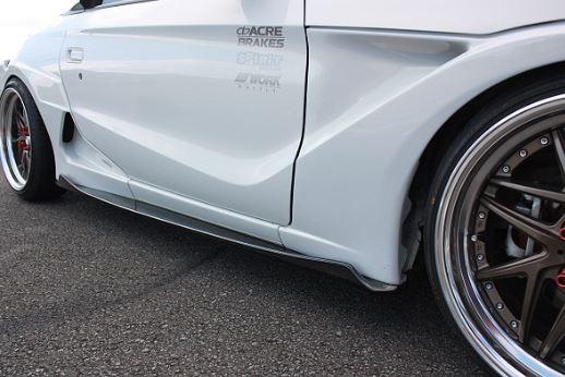 ガレージベリー S660 JW5 サイドステップ FRP 660-035 GARAGE VARY  配送先条件有り