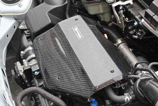 ガレージベリー S660 JW5 エンジンフードカバー カーボン 660-017 GARAGE VARY