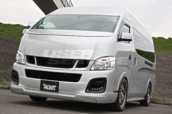 ガレージベリー キャラバン E26 デイライトキットパネル カーボン 31-0030 GARAGE VARY VALIANT ヴァリアント
