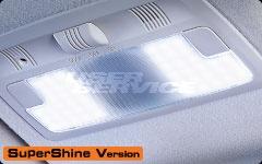 ギャラクスエスティマ 50系 LEDランプセット スーパーシャインバージョン4P GARAX