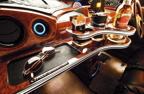 D.A.D bB QNC20 QNC25 フロントテーブル GARSON ギャルソン