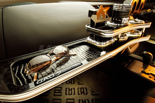 D.A.D ムラーノ Z50 フロントテーブル GARSON ギャルソン