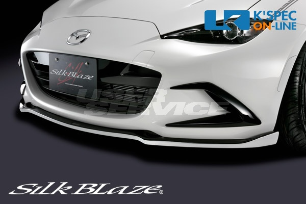 シルクブレイズ ロードスター ND5RC 3点セット バックフォグ無 単色塗装 SILKBLAZE