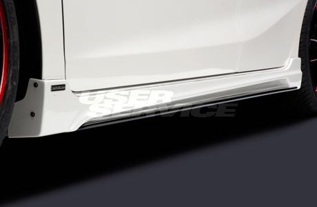 シルクブレイズ フィット GK3/4/5/6 GP5/6 サイドステップ 未塗装 SILK BLAZE