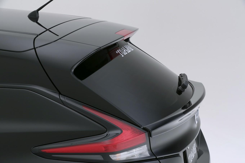 TOP LINE トップライン リーフ ZE1 全グレード リアデッキスポイラー 未塗装 ARNAGE アルナージ