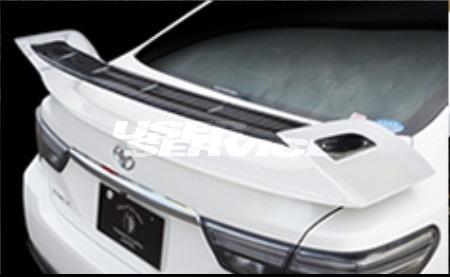 ROWEN ロウェン マークX G's GRX130 133 リアウィング 未塗装 プレミアムエディション PREMIUM Edition1T010W10 トミーカイラ