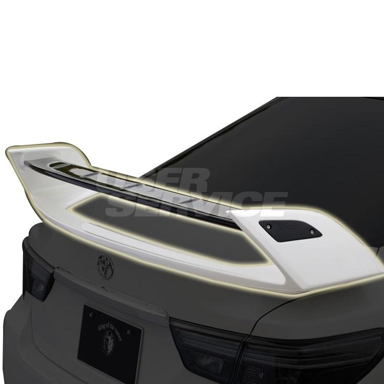 ROWEN ロウェン マークX GRスポーツ GRX130 133 リヤウイング 塗り分け塗装済 プレミアムエディション PREMIUM Edtion トミーカイラ 1T010W00##