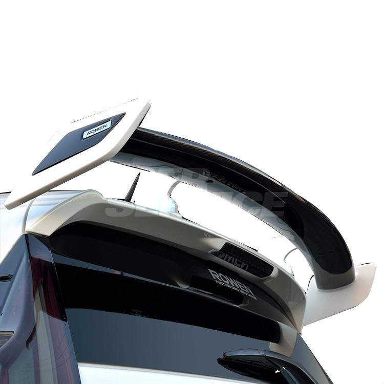 ROWEN ロウェン アクア NHP10 G's RR リヤウイング 未塗装 エコスポエディション ECO-SPO Edition トミーカイラ 1T014R00