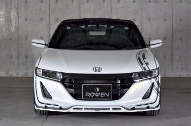 ROWEN ロウェン S660 JW5 フロントスポイラー 未塗装 プレミアムエディション PREMIUM Edtion トミーカイラ 1H004A00