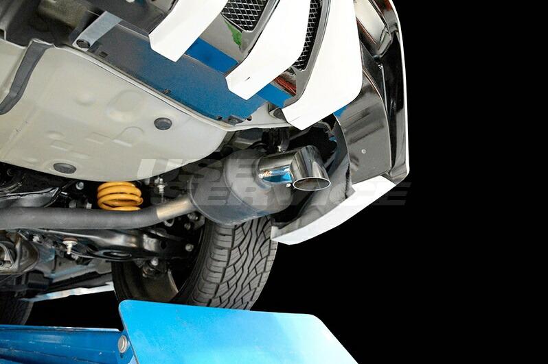 ROWEN ロウェン ハリアー DAA-AVU65 DBA-ZSU60W 65W 前期 マフラーカッター SVプレミアムエディション SV PREMIUM Edition トミーカイラ 1T017Z03