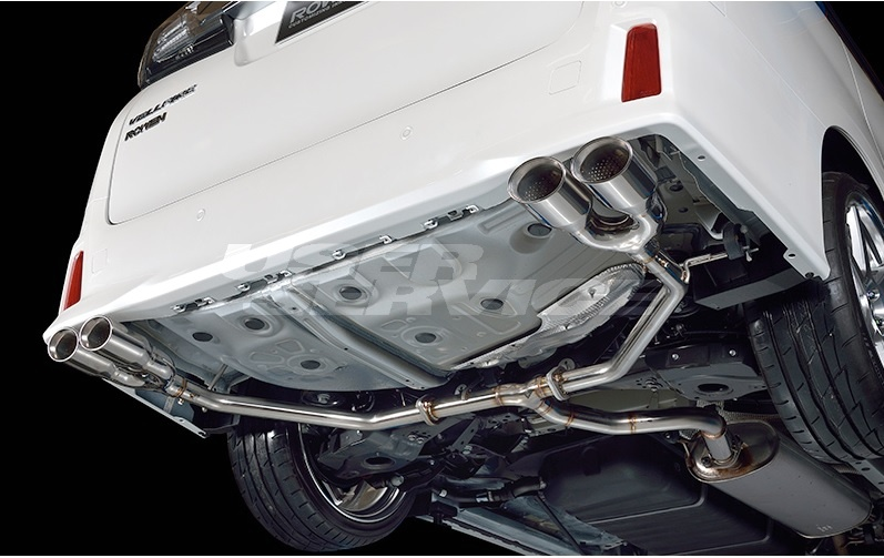 ROWEN ロウェン ヴェルファイア 30系 AGH3#W GGH3#W AYH30W 前期 Zグレード PREMIUM01S 2.5L 純正バンパー専用 ジャパンプレミアム JAPAN PREMIUM トミーカイラ 1T018Z20