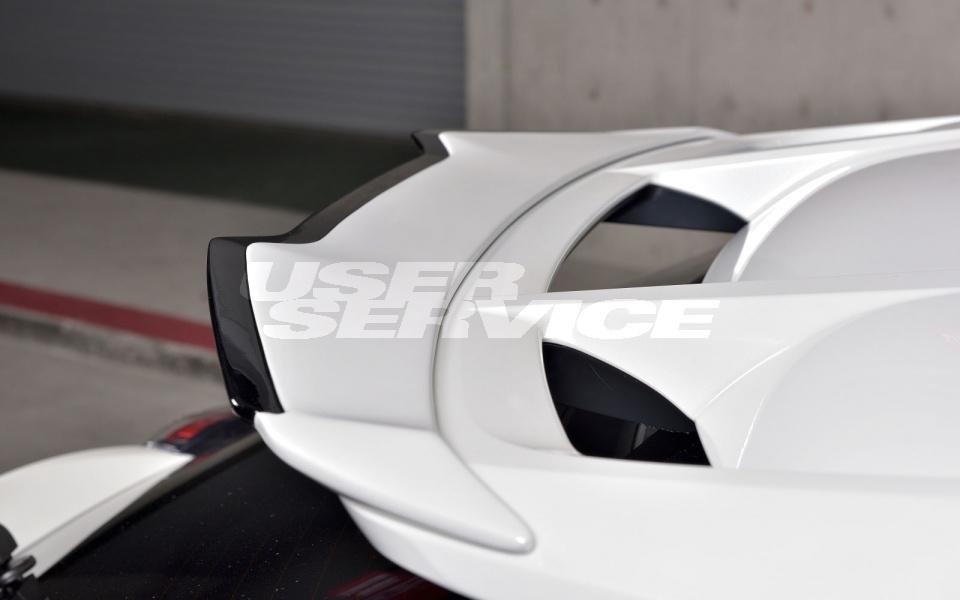 ROWEN ロウェン C-HR RR NGX50 ZYX10 ルーフスポイラー 単色塗装済 SVプレミアムエディション SV PREMIUM Edition トミーカイラ 1T026R00#