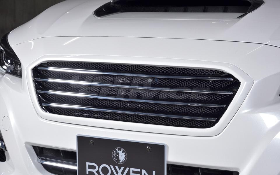 ロウェン レヴォーグ VM4 VMG 後期 フロントグリル 1S009C00## ROWEN