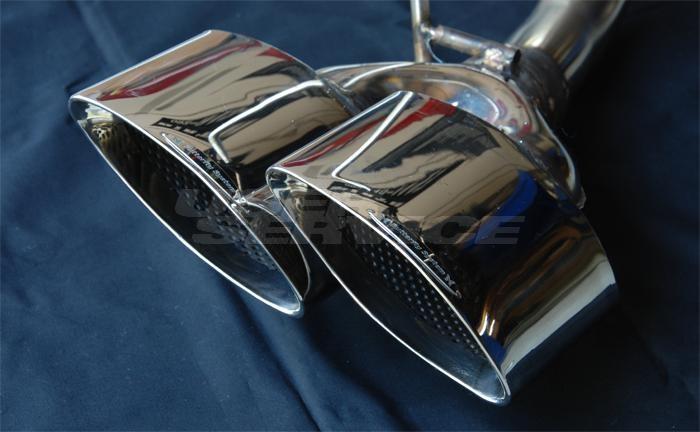 バタフライシステム タント カスタム L375 ゲーベン マフラー SS15 片側タイプ Butterfly System 黒死蝶 セカンドインパクト
