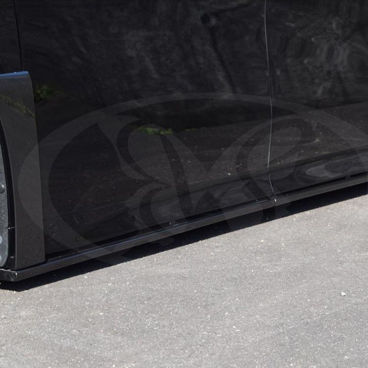 バタフライシステム ヴェルファイア 30系 後期 サイドフラップスポイラー Butterfly System GLANZ FLAP グランツ フラップ