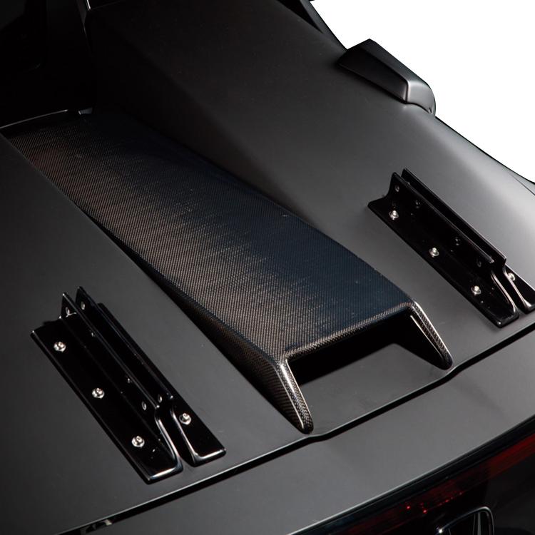 ブリッツ S660 JW5 リアフードカバー 未塗装 60227 BLITZ AERO SPEED エアロスピード Rコンセプト W