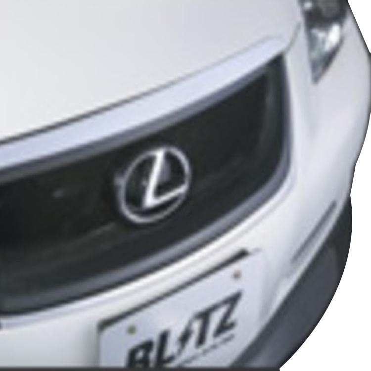 ブリッツ レクサス UZZ40 SC430 フロントグリル カーボン製 60118 BLITZ AERO SPEED エアロスピード Rコンセプト W