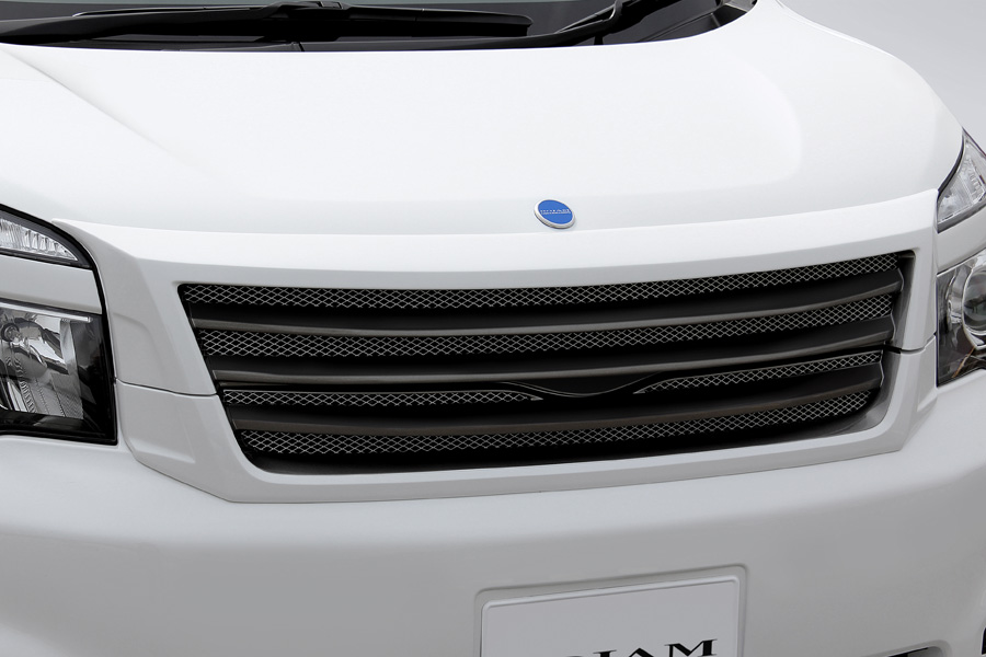 ROJAM ロジャム ヴォクシー 70系 ZRR70W 後期 Z/ZS/ZS煌(きらめき) フロントグリル 未塗装 アイアールティー IRT 21-fg-vo702