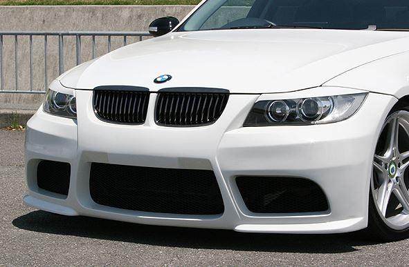 チャージスピード BMW E90 フロントバンパー FRP CHARGE SPEED 撃速CHARGE SPEED 撃速チャージスピード