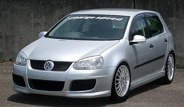 チャージスピード フォルクスワーゲン VW 1K### 3点セット FRP CHARGE SPEED Spazionova スパシオノーバ