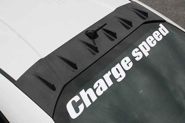 チャージスピード BRZ ZC6 ルーフフィン カーボン CHARGESPEED BottomLine ボトムライン