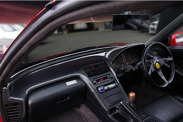 チャージスピード NSX NA1 ダッシュボードカバー カーボン製 CHARGESPEED