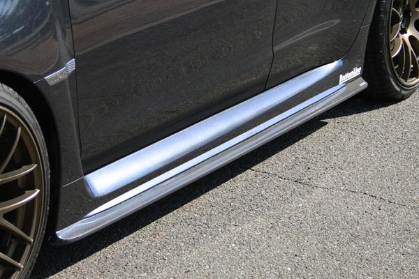 チャージスピード WRX S4 VAG サイドボトムライン タイプ 1 FRP CHARGE SPEED BottomLine ボトムライン