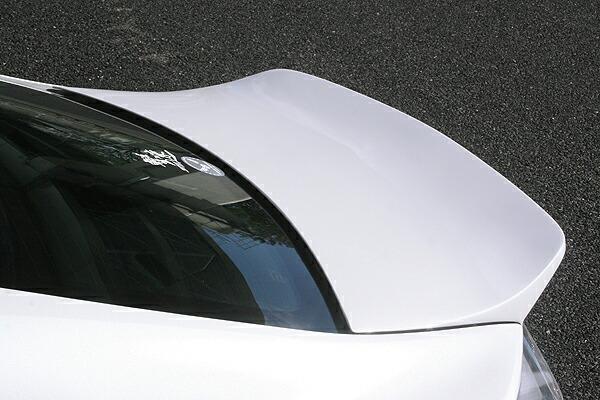 チャージスピード BRZ ZC6 E型 F型 エアロトランク リアスポイラー&トランクフィニッシャー一体型 FRP CHARGE SPEED ボトムライン BottomLine