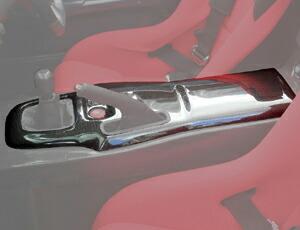 チャージスピード S2000 AP1 2 99/04~ センターコンソール アッパー カーボン CHARGE SPEED 撃速チャージスピード