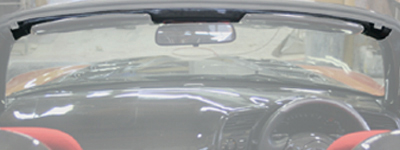 チャージスピード S2000 AP1 2 99/04~ ウインドシールド アッパーパネル カーボン CHARGE SPEED 撃速チャージスピード