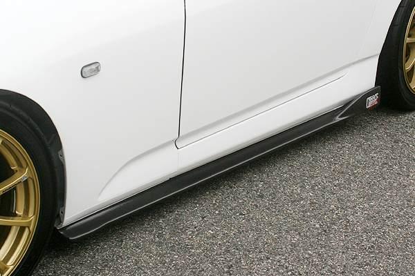 チャージスピード S2000 AP1 2 03/10~ 後期 サイドボトムライン カーボン CHARGE SPEED ボトムライン BottomLine