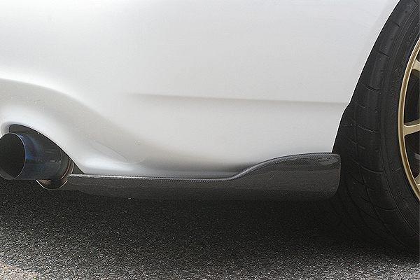 チャージスピード S2000 AP1 2 03/10~ 後期 リアボトムライン FRP 未塗装 CHARGE SPEED ボトムライン BottomLine
