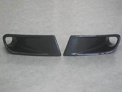 チャージスピード S2000 AP1 99/04~03/10 前期 ブレーキダクト ノーマルバンパー用 カーボン CHARGE SPEED ボトムライン BottomLine