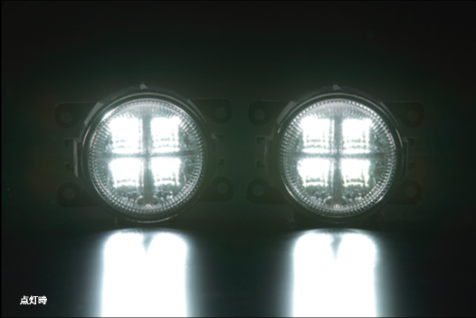 【REIZ(ライツ)】 LEDハイパワーフォグランプ(デイライト)★ エブリィ DA17W★