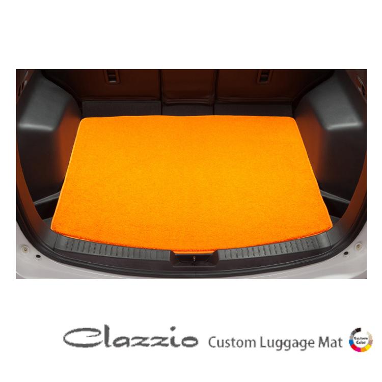 クラッツィオ タント タントカスタム LA650S カスタム フロアマット ラゲッジマット Sサイズ ED-6517-Y601 Clazzio 送料無料