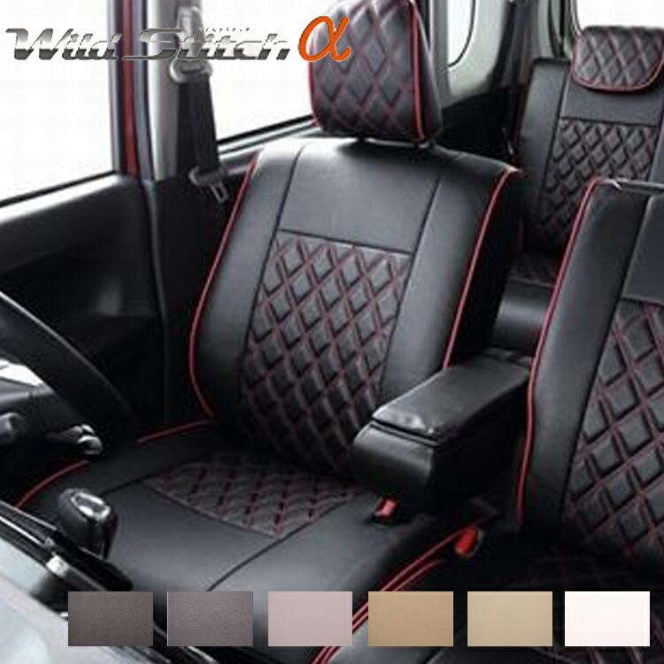 ソリオ ソリオ バンディット シートカバー MA36S MA46S 一台分 ベレッツァ S657 ワイルドステッチ シート内装
