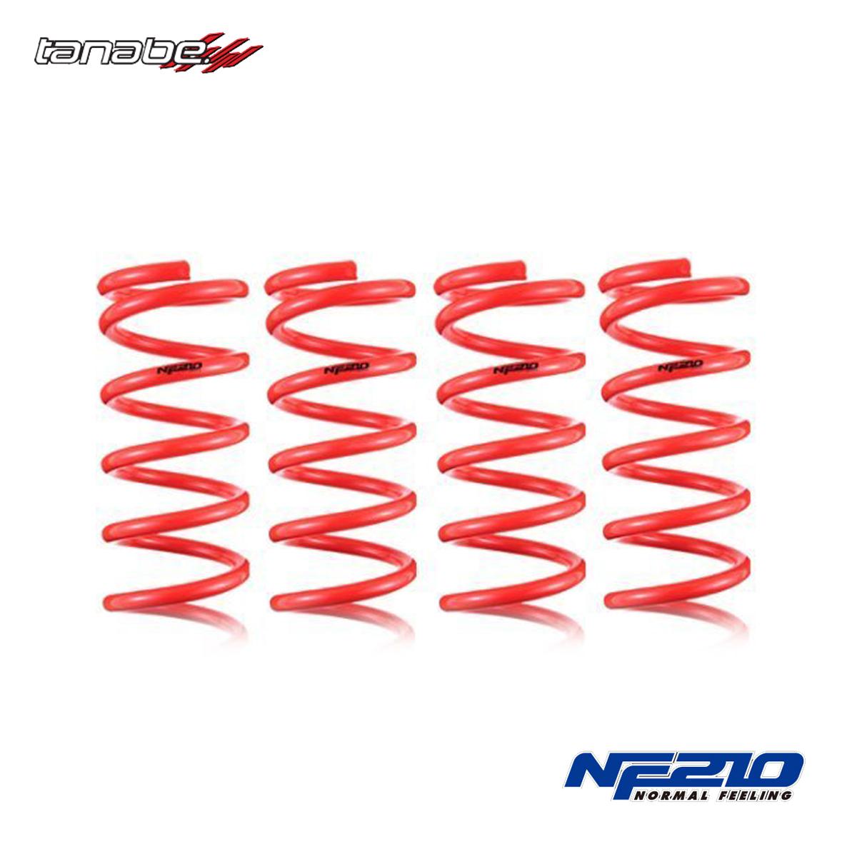 送料無料 タナベ シエンタ NCP175G サステック NF210 1台キット NCP175GNK TANABE