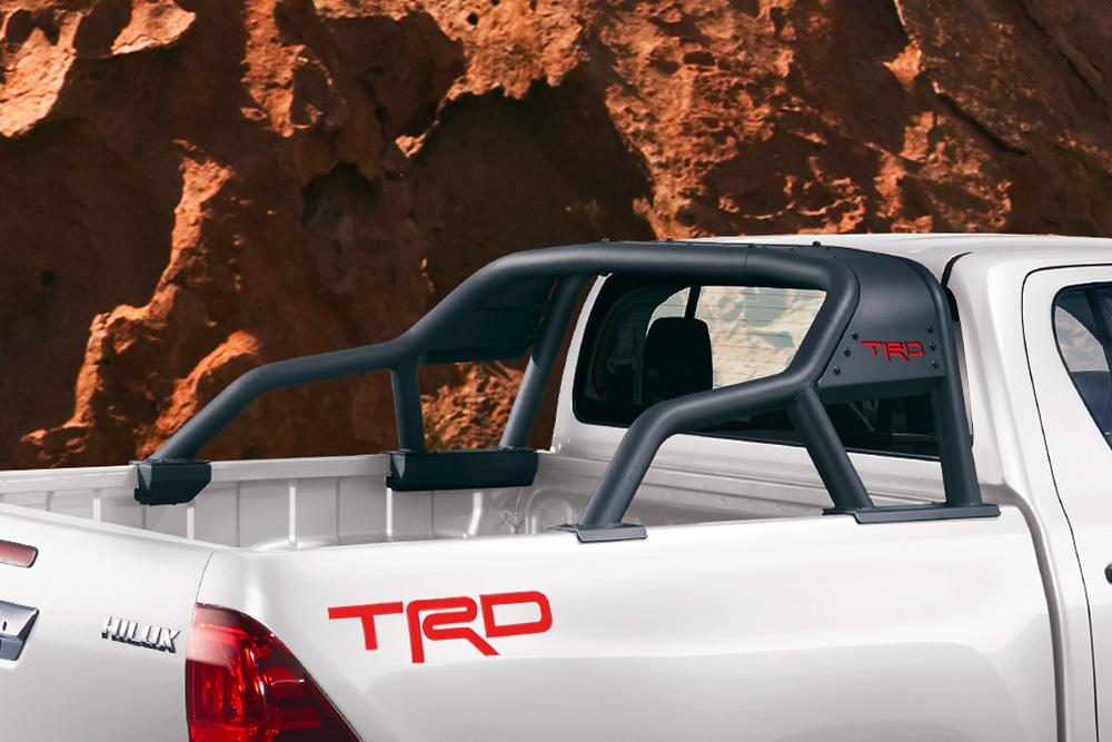 TRD ハイラックス GUN125 スポーツバー MS325-0K001 配送先条件有り