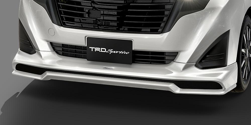 TRD ルーミー 900系 フロントスポイラー LEDなし 塗装済 MS341-B1010 配送先条件有り