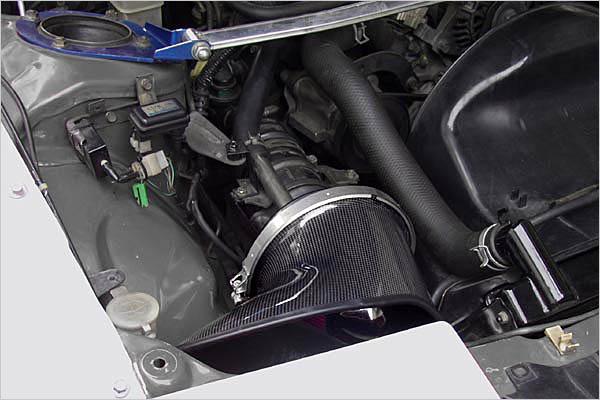 オートエクゼ RX-7 FC3S-FC3C-200001~ ラムエアインテークシステム MFC959 AutoExe