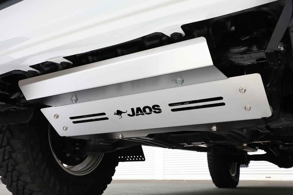 JAOS ジャオス ハイラックス GUN125 17.09~ スキッドプレート3 B250096 配送先条件有り