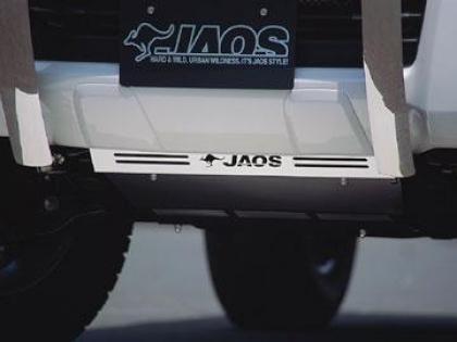 JAOS ジャオス プラド 120系 02.10~09.08 スキッドプレート3 B250063 配送先条件有り