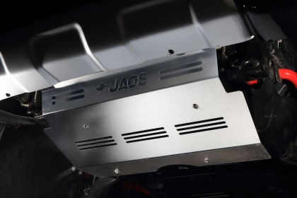 JAOS ジャオス プラド 150系 09.09~ スキッドプレート3 B254245 配送先条件有り