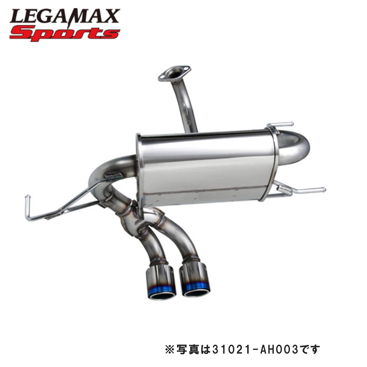 アルトワークス マフラー DBA-HA36S HKS 31021-AS002 リーガマックススポーツ 配送先条件有り
